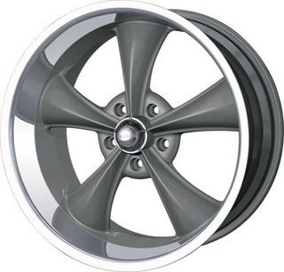 Ridler 695 Wheels, 18x8, fits CHEVY GMC S10 S15 SONOMA BLAZER XTREME